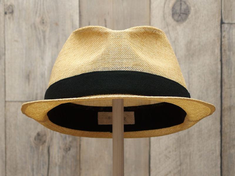 ペーパーナチュラル中折れ帽子2