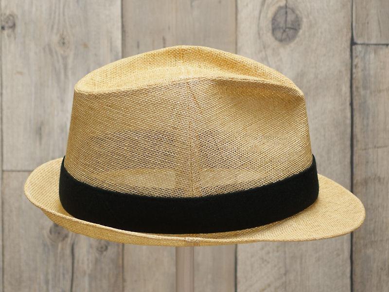 ペーパーナチュラル中折れ帽子4