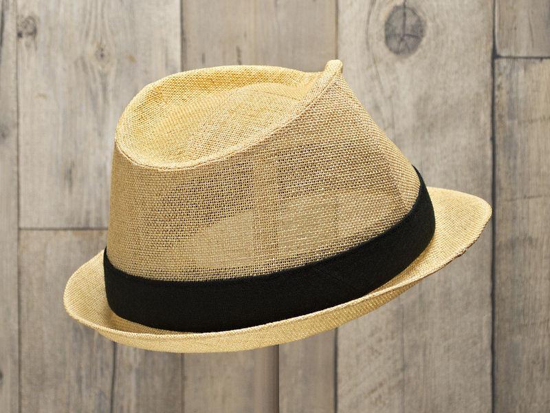 ペーパーナチュラル中折れ帽子6