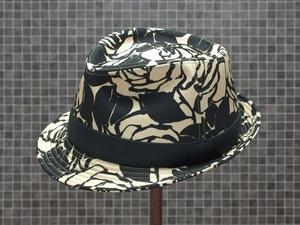 ビッグローズ中折れ帽子