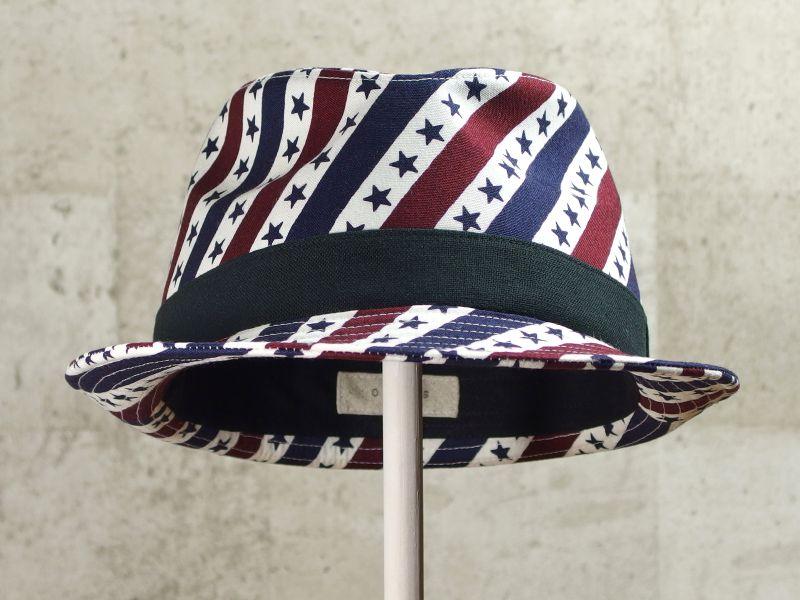 スパイラル中折れ帽子2