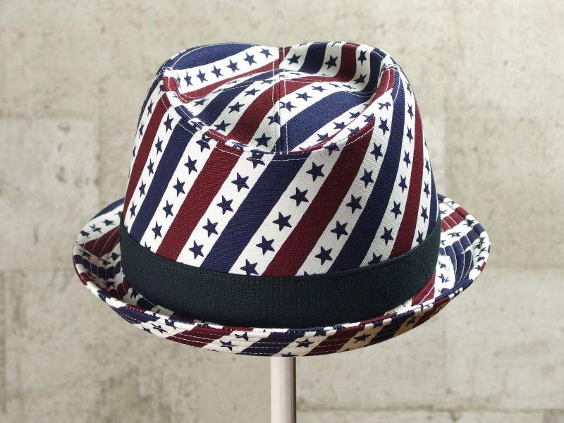 スパイラル中折れ帽子3