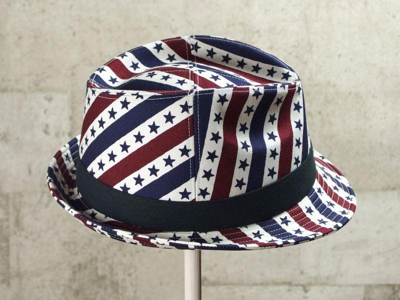 スパイラル中折れ帽子4