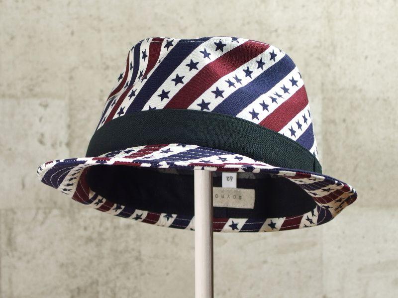 スパイラル中折れ帽子6
