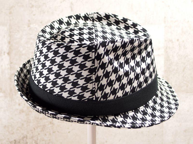 千鳥中折れ帽子4