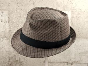 クラシック中折れ帽子
