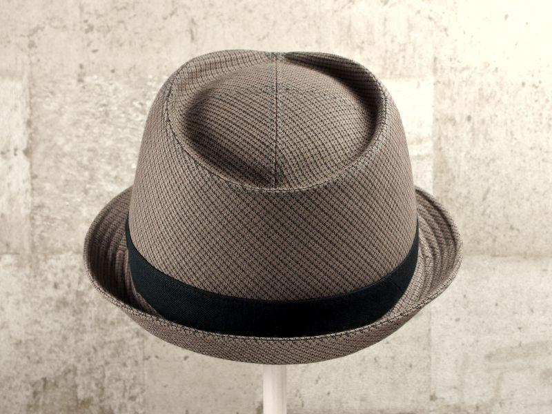 クラシック中折れ帽子3