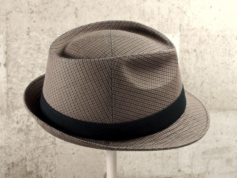 クラシック中折れ帽子4