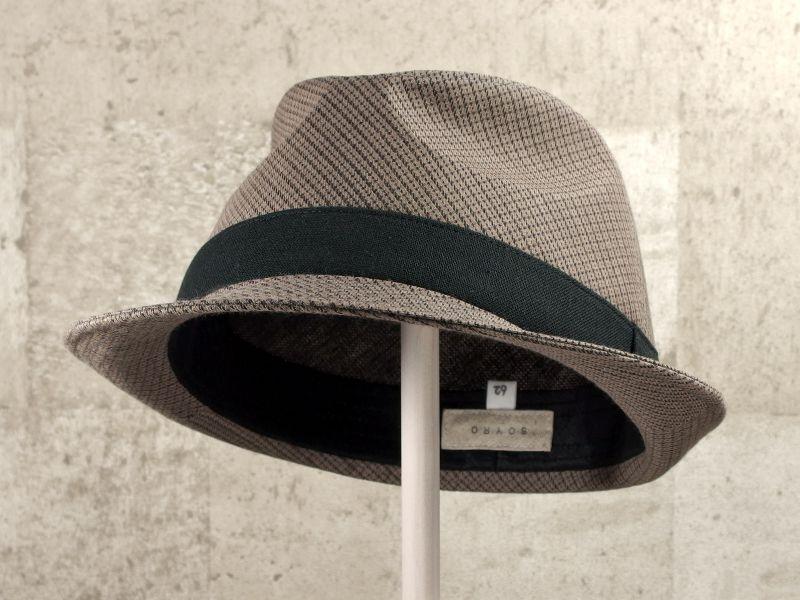 クラシック中折れ帽子6