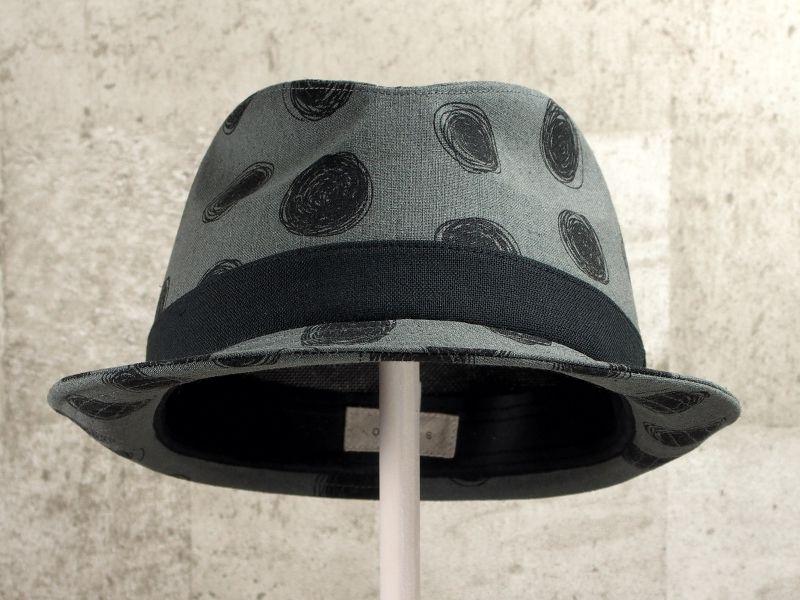 ビックドット中折れ帽子2