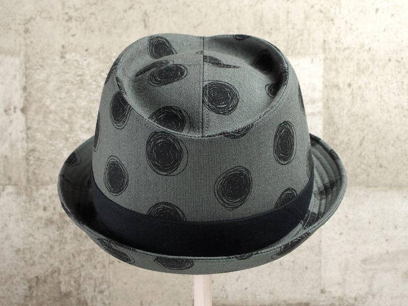ビックドット中折れ帽子3