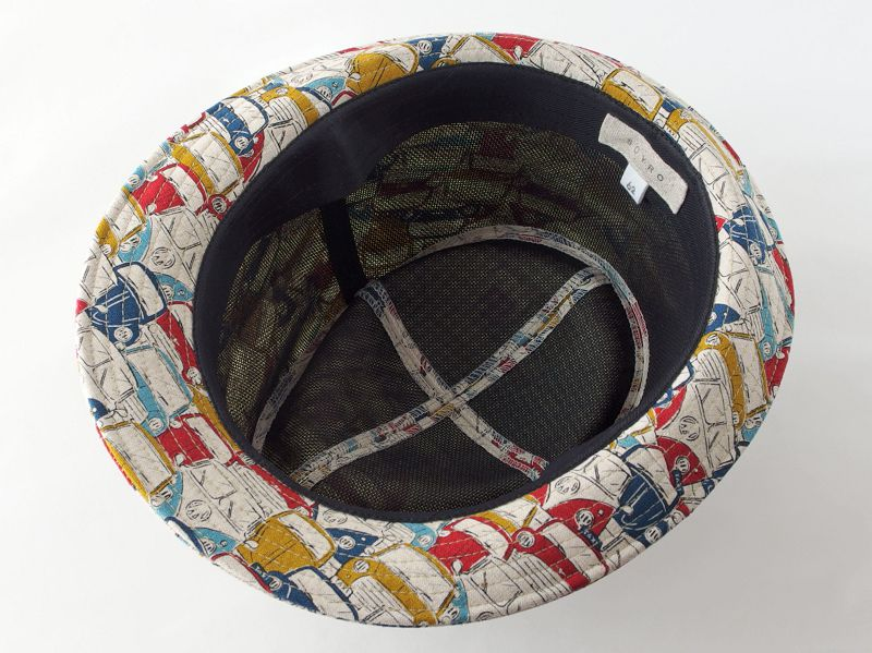 レトロカー中折れ帽子6