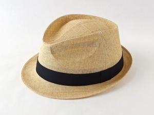 ペーパークロスナチュラル中折れ帽子