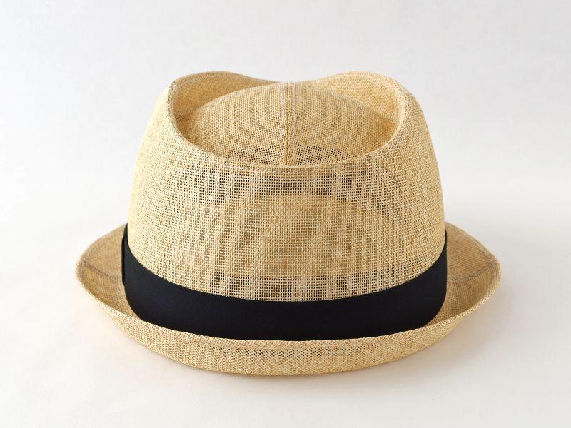 ペーパークロスナチュラル中折れ帽子3