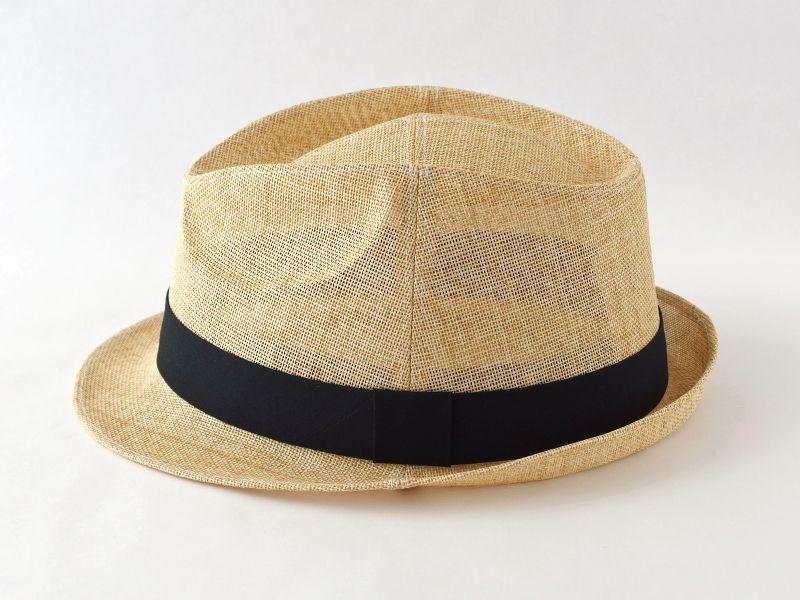 ペーパークロスナチュラル中折れ帽子4
