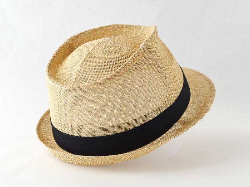 ペーパークロスナチュラル中折れ帽子6