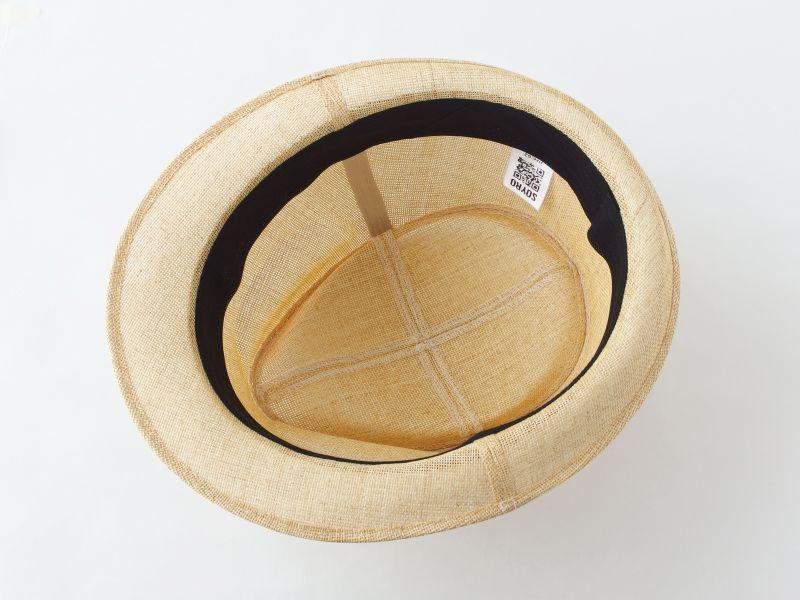 ペーパークロスナチュラル中折れ帽子7